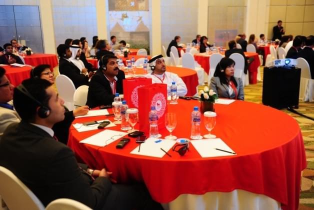 PR-поддержка серии мероприятий ОАЭ в области научных исследований